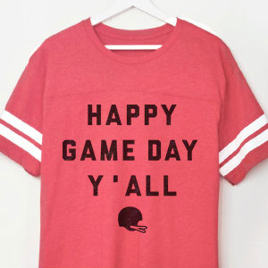 Men's Football T-Shirts
