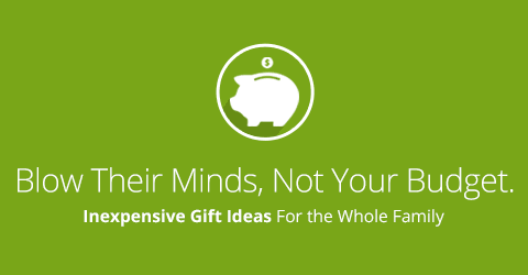 Stock up on Inexpensive Gifts in every price