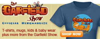 The Garfield Show T-Shirts & Gear